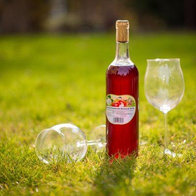 Víno Omšová Frankovka Samotok 0,7l