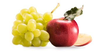 100% prírodné ovocie