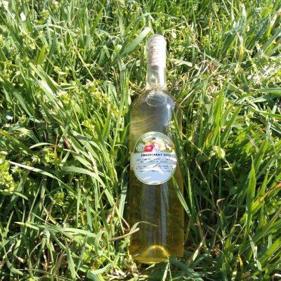 Víno Omšové Chardonnay  Samotok 0,7l