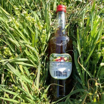 Jablkový ocot SobOcot 0,5l Typ Balsamico