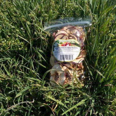 Jablkové Čipsy Santána  160g