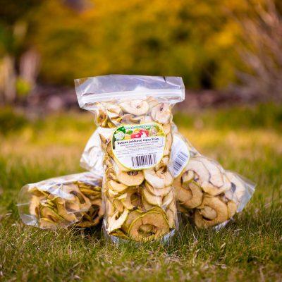 Jablkové Čipsy Sírius 160 g