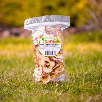 Jablkové Čipsy Rubinola  160 g