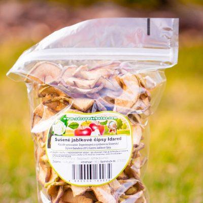 Jablkové Čipsy Idared  160 g
