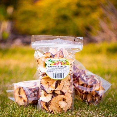 Jablkové Čipsy Topaz  160 g