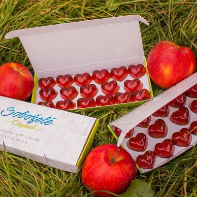 Soboželé – remeselné želé cukríky z nášho ovocia  100g